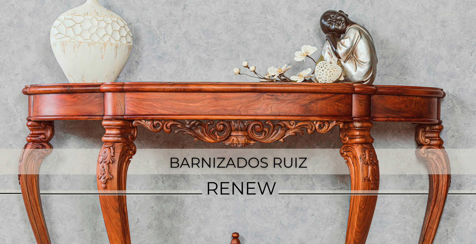BARNIZADOS RUIZ | RENEW